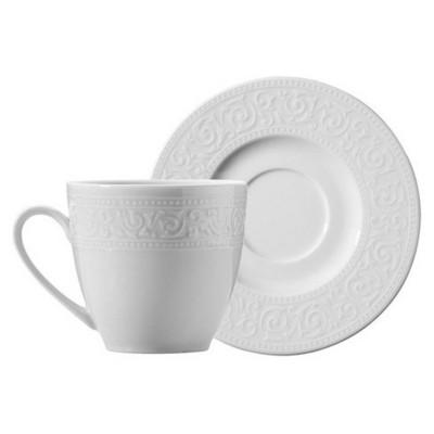 Kütahya Porselen Açelya Kahve Fincan Takımı Çay Seti