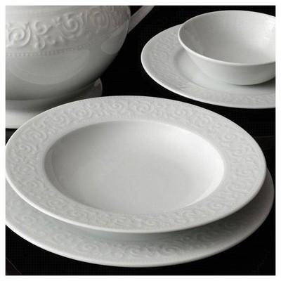 Kütahya Porselen Açelya 24 Parça Yemek Seti Yemek Takımı