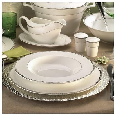 Kütahya Porselen Aspendos 84 Parça 25149 Desenli Yemek Takımı
