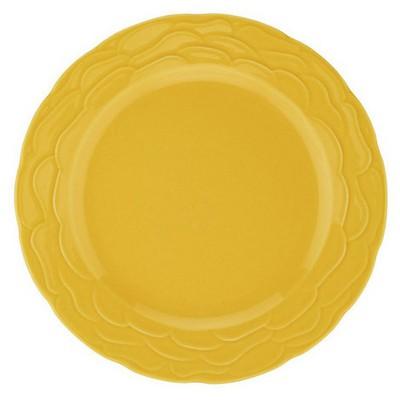Naturaceram Natura Ceram Athena Pasta Tabağı Sarı Tabak