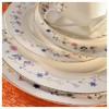 Kütahya Porselen Bone China 84 Parça 25137 Desenli Yemek Takımı
