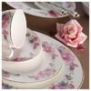 Kütahya Porselen Bone China 84 Parça 25138 Desenli Yemek Takımı