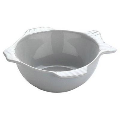 Kütahya Porselen Balık 24 Cm Kase Tabak