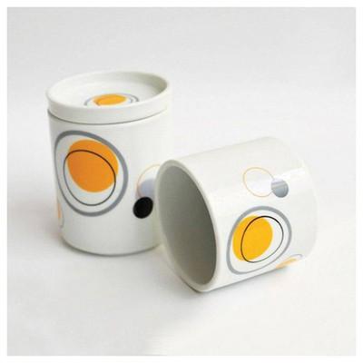 Kütahya Porselen Porselen Baharat Takımı 6 Baharatlık