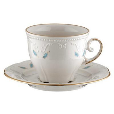 Mitterteich Caprice 778214 Desen Çay Fincanı Ve Tabağı Çay Seti
