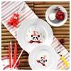 Kütahya Porselen Panda Mama Takımı Yemek Takımı