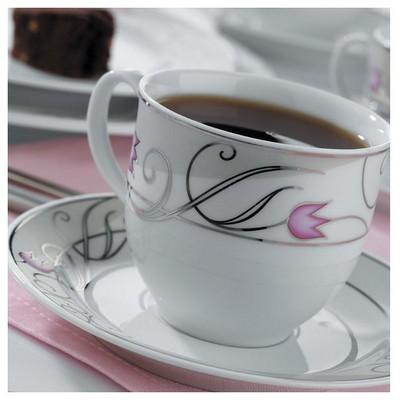 Kütahya Porselen Corner Collection 12 Parça 11301 Desen Çay Takımı Çay Seti