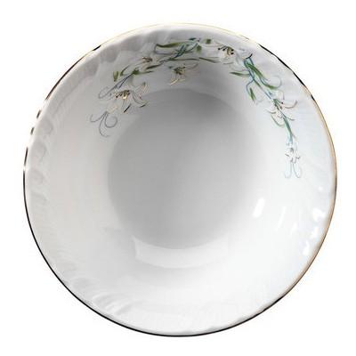 Kütahya Porselen Diana Çiçekli Kase Tabak