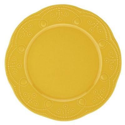 Naturaceram Natura Ceram Fulya Pasta Tabağı Sarı Tabak
