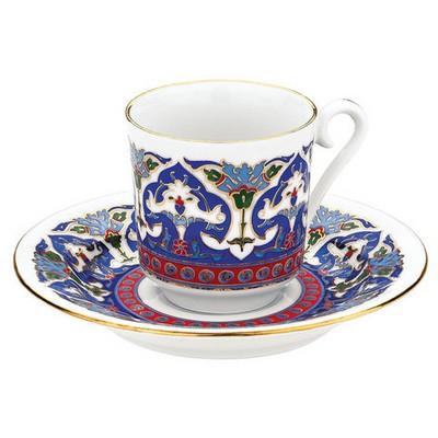 Kütahya Porselen 3648 Desen Kahve Fincan Takımı Çay Seti