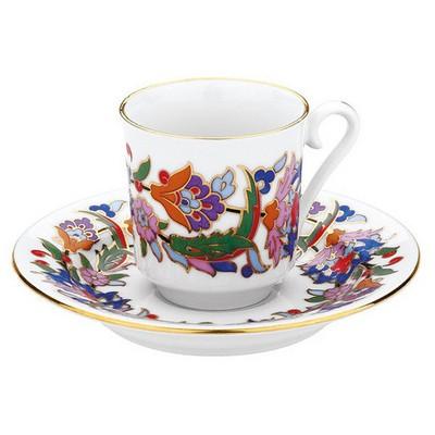 Kütahya Porselen 457 Desen Kahve Fincan Takımı Çay Seti