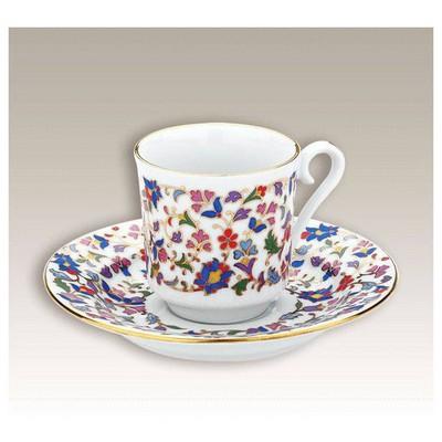 Kütahya Porselen Gözde Kahve Fincan Takımı 5 Çay Seti