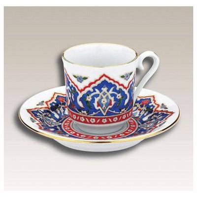 Kütahya Porselen Gözde Kahve Fincan Takımı 4 Çay Seti
