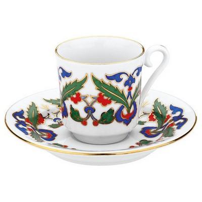 Kütahya Porselen 551 Desen Kahve Fincan Takımı Çay Seti