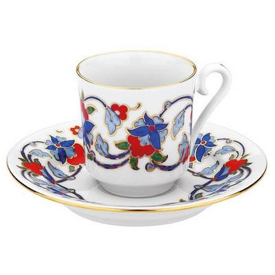 Kütahya Porselen 554 Desen Kahve Fincan Takımı Çay Seti