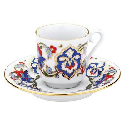 Kütahya Porselen 557 Desen Kahve Fincan Takımı Çay Seti