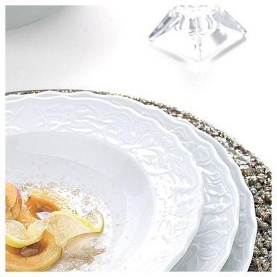 Mitterteich Helen Sade 24 Parça Yemek Seti Yemek Takımı