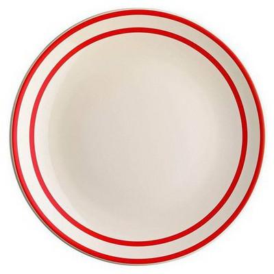 Naturaceram Kütahya Porselen Harlek 61742 25 Cm Servis Tabağı Küçük Mutfak Gereçleri