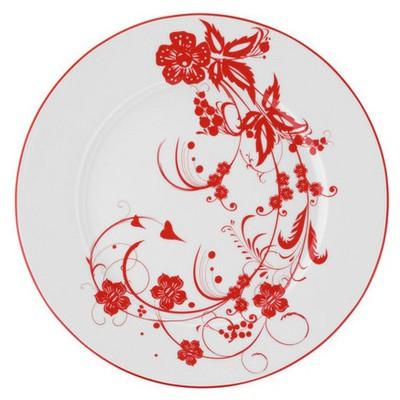 Mitterteich Iris 8673 Desen 27 Cm Servis Tabağı Küçük Mutfak Gereçleri