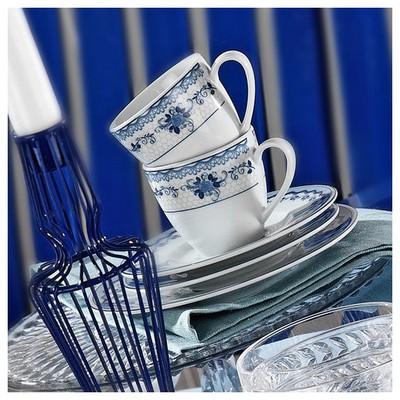 Kütahya Porselen Leonberg 6 Kişilik 12 Parça 8536 Desen Çay Takımı Çay Seti