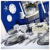 Kütahya Porselen Leonberg 8536 Desen 27 Cm Servis Tabağı Servis Gereçleri