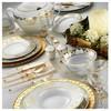 Kütahya Porselen 12 Kişilik 83 Parça 845814 Desenli Yemek Takımı