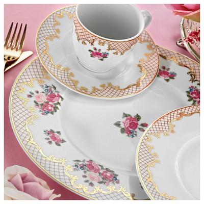 Kütahya Porselen 12 Kişilik 83 Parça 8657 Desenli Yemek Takımı
