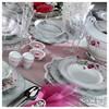 Kütahya Porselen 12 Kişilik 83 Parça 8669 Desenli Yemek Takımı