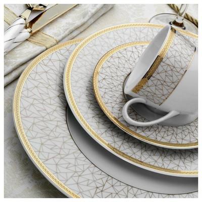 Kütahya Porselen 83 Parça 8690 Desenli Yemek Takımı