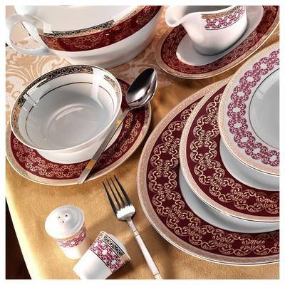 Kütahya Porselen Iris 12 Kişilik 97 Parça 7799 Yemek Takımı