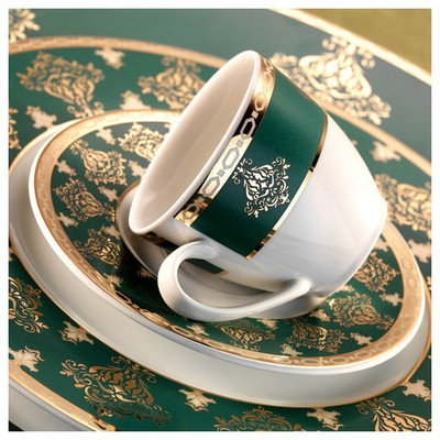 Kütahya Porselen Iris 12 Kişilik 97 Parça 7808 Desen Yemek Takımı