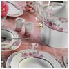 Kütahya Porselen Lindos 12 Kişilik 83 Parça 62747 Desen Yemek Takımı