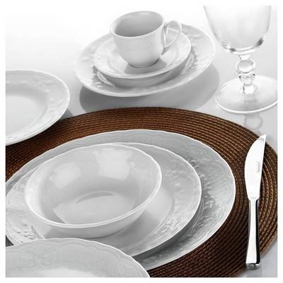 Kütahya Porselen Lalezar 24 Parça Yemek Seti Yemek Takımı