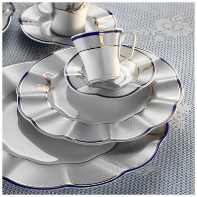 Kütahya Porselen 627441 Nil 83 Parça Desen Yemek Takımı
