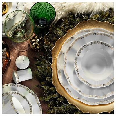 Kütahya Porselen Nil 83 Parça 847820 Desen Yemek Takımı