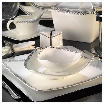 Kütahya Porselen Phaselis 83 Parça 65122 Desenli Yemek Takımı