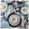 Naturaceram Ruby Servis Tabağı Yeşil Küçük Mutfak Gereçleri
