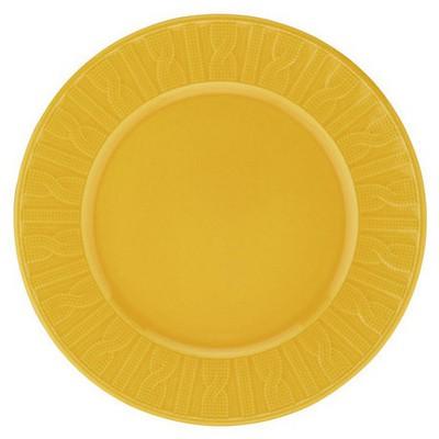 Naturaceram Natura Ceram Selanik Pasta Tabağı Sarı Tabak