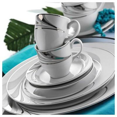 Kütahya Porselen Stella 6931 Desen Yemek Takımı