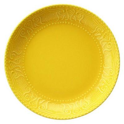 Naturaceram Sun Flower Çukur  Sarı Tabak