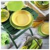 Naturaceram Sun Flower Servis Tabağı Sarı Küçük Mutfak Gereçleri