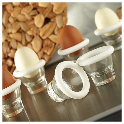 Kütahya Porselen 6'lı Yumurtalık Seti Servis Gereçleri