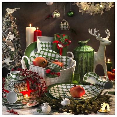 Mitterteich 8776 Desen Çay Fincanı Ve Tabağı Çay Seti