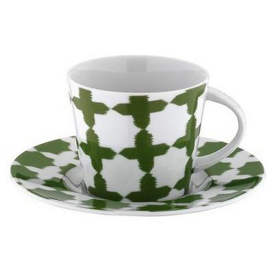 Mitterteich 8776 Desen Kahve Fincanı Ve Tabağı Çay Seti