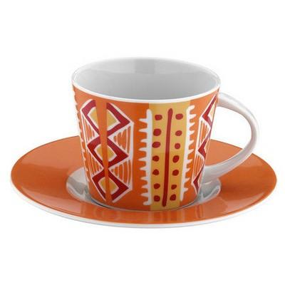 Mitterteich 86604 Desen Kahve Fincanı Ve Tabağı Çay Seti