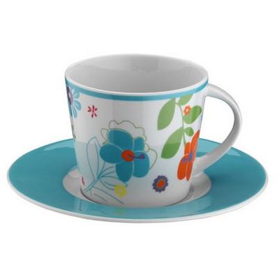 Kütahya Porselen Toledo 12 Parça 6028 Desen Çay Takımı Çay Seti