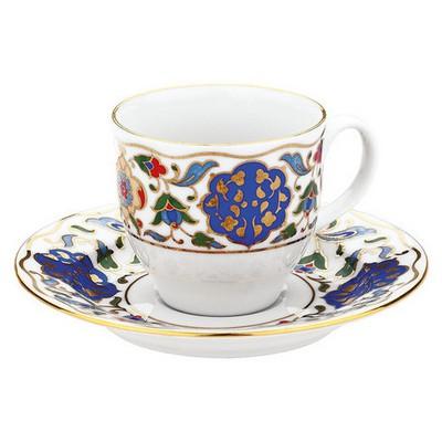 Kütahya Porselen 3797 Desen Kahve Fincan Takımı Çay Seti