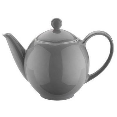 Kütahya Porselen Zeugma Kahvedanlık Gri Çaydanlık & Cezve