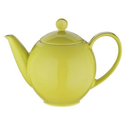 Kütahya Porselen Zeugma Kahvedanlık Fıstık Yeşil Çaydanlık