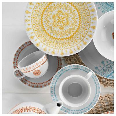 Mitterteich 866819 Desen Çay Fincanı Ve Tabağı Çay Seti